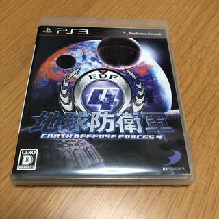 PlayStation3 - 地球防衛軍4 PS3 中古 動作確認済み