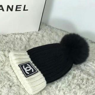 CHANEL - シャネル ニット帽