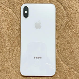iPhone - iPhone X 256GB 美品 中古 箱なし