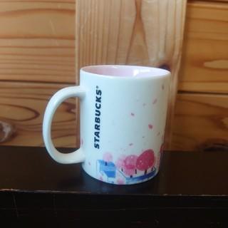 スターバックスコーヒー(Starbucks Coffee)の台湾限定 スターバックス マグカップ(グラス/カップ)
