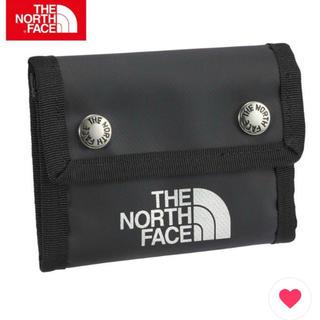 ザノースフェイス(THE NORTH FACE)の新品 未開封 ノースフェイス コインケース BCドットワレット ブラック(折り財布)