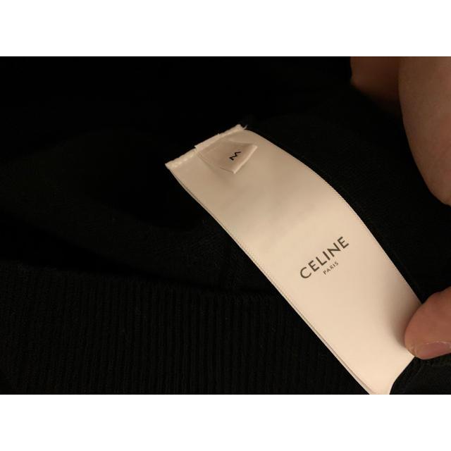 celine(セリーヌ)のセリーヌ 19AW  ロック ハイゲージ ニット M メンズのトップス(ニット/セーター)の商品写真