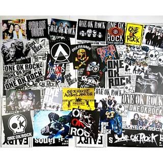 ワンオクロック(ONE OK ROCK)の復刻ワンオクロック大入りシールセット@商品説明ご確認ください(ミュージシャン)