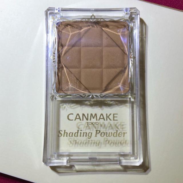 CANMAKE(キャンメイク)のキャンメイク シェーディングパウダー 03 ハニーラスクブラウン コスメ/美容のベースメイク/化粧品(フェイスパウダー)の商品写真