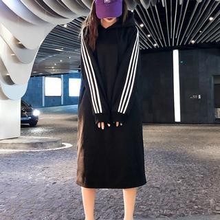 【730288】大きいサイズ 韓国 レディース ファッション ワンピース パ