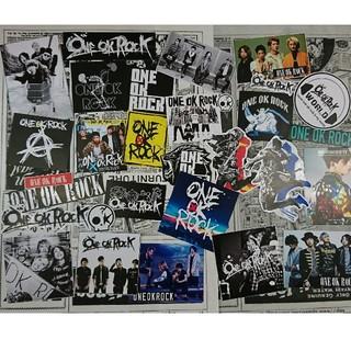 ワンオクロック(ONE OK ROCK)のワンオクロック大入りシールセット@商品説明ご確認ください(ミュージシャン)