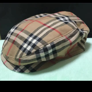 BURBERRY - Burberry ハンチング帽