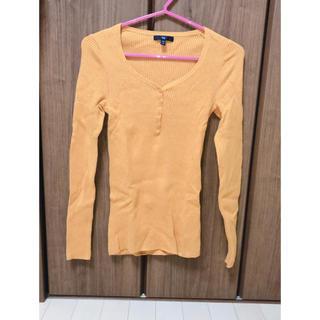 ギャップ(GAP)のGapニット(Tシャツ(長袖/七分))