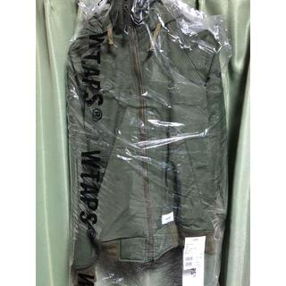 ダブルタップス(W)taps)のWTAPS 19fw incom jacket olive M(ナイロンジャケット)
