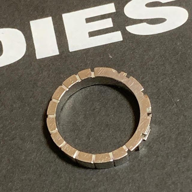 DIESEL(ディーゼル)のDIESEL ディーゼル 指輪 リング 10号 レディースのアクセサリー(リング(指輪))の商品写真