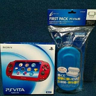 PlayStation Vita - PSVITA  PCH-1000  ZA03 + FIRST PACK