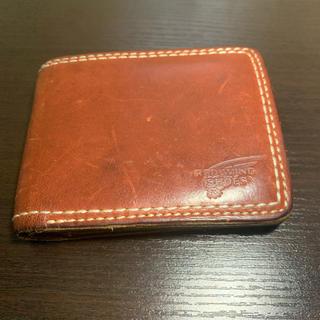 レッドウィング(REDWING)のRED WING SHOES コージー様専用(折り財布)