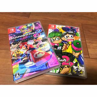 Nintendo Switch - 【限定版付き‼️】任天堂 スイッチ 人気ソフト2本 セット‼️