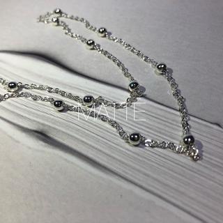 シンゾーン(Shinzone)のball chain necklace(ネックレス)