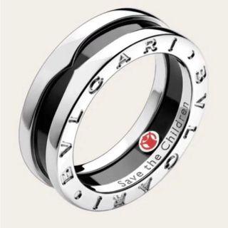 ブルガリ(BVLGARI)のブルガリ セーブザチルドレン リング 60(リング(指輪))