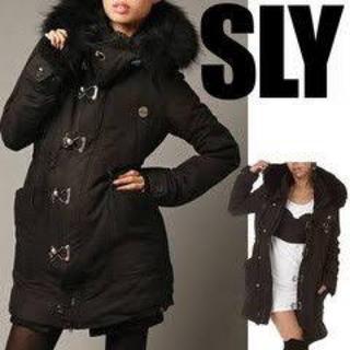 スライ(SLY)のSLY N3B ロングコート(モッズコート)