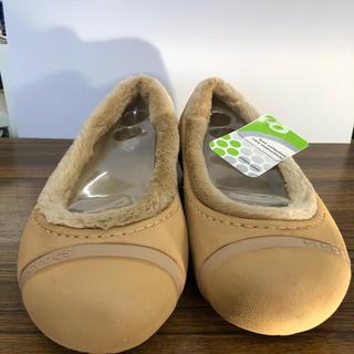 crocs - crocs クロックス nanook ナヌーク w7 23cm新品