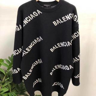 バレンシアガ(Balenciaga)の美品ニット(ニット/セーター)