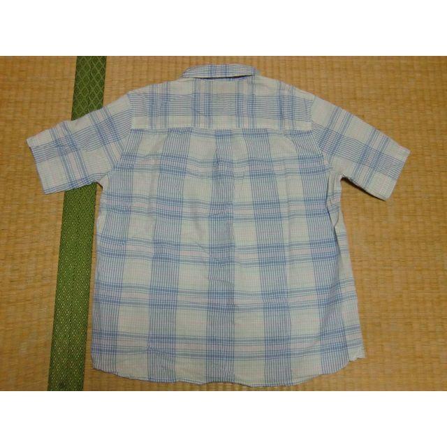 GU(ジーユー)のGU ジーユー 半袖シャツ レディースのトップス(シャツ/ブラウス(半袖/袖なし))の商品写真