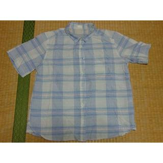 GU - GU ジーユー 半袖シャツ