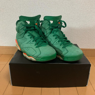 NIKE - AIR JORDAN 6 Gatorade ゲータレード