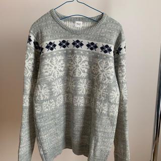 ウィゴー(WEGO)のノルディック柄 セーター ニット(ニット/セーター)