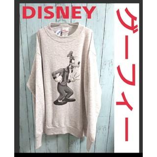 ディズニー(Disney)の新品 Disney ディズニー  グーフィー  USA スウェット トレーナー(スウェット)