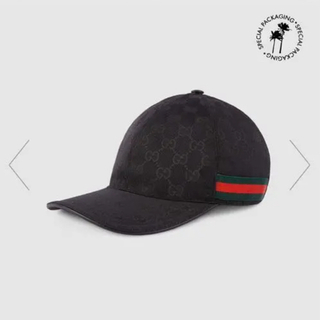 Gucci - GUCCI グッチ キャップ 【正規品】