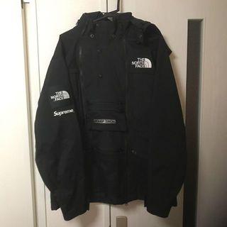 Supreme - 16ss Supreme North Face Jacket 黒 L