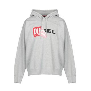 ディーゼル(DIESEL)のDIESEL ロゴ パーカー S ALBY メンズ XLサイズ(パーカー)
