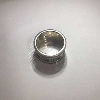 ティファニー(Tiffany & Co.)の正規品 TIFFANY&Co. 925/アトラスリング/11.7g(リング(指輪))