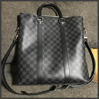 LOUIS VUITTON - ルイヴィトン アントン トートバッグ 正規品 美品 送料無料