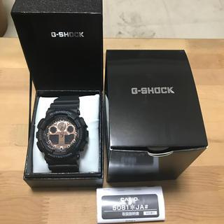 ジーショック(G-SHOCK)のGA-100MMC-1AJF G-SHOCK 美品 生産終了品 レア デジアナ(腕時計(デジタル))