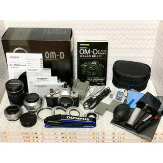 OLYMPUS - 【⚠️早い者勝ち!】OM-D E-M10 Mark II スペシャルセット