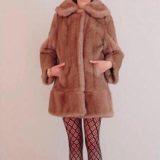 ロキエ(Lochie)のvintage fur coat ファーコート(毛皮/ファーコート)