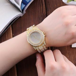 ゴールドウォッチ✯(腕時計)