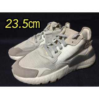 アディダス(adidas)のアディダス ナイトジョガー 23.5㎝ 希少サイズ 新品(スニーカー)