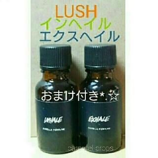 ラッシュ(LUSH)のLUSH / ラッシュ ★ インヘイル エクスヘイル パフュームオイル ★ 新品(ユニセックス)