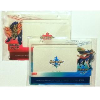 ニンテンドウ(任天堂)のフォトフレーム&カレンダー ポケモン Switch ソードシールド購入特典(キャラクターグッズ)