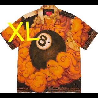 Supreme - supreme Wong/Supreme 8-ball Payon Shirt