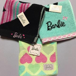 Barbie - バービー♡ハンカチ