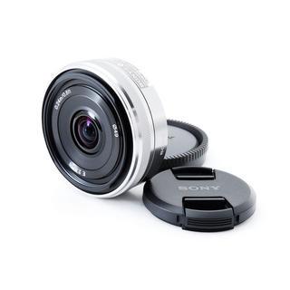 SONY - ☆ソニーミラーレス用単焦点レンズ☆E 16mm F2.8 シルバー