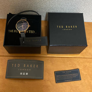 TED BAKER - 【新品・箱付き】TED BAKER テッドベーカー 文字盤花柄 時計 DW