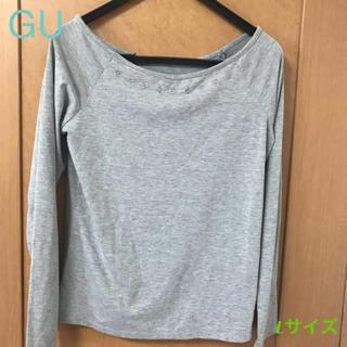 ジーユー(GU)の★ GU レディースロンT ★ Lサイズ(Tシャツ(長袖/七分))