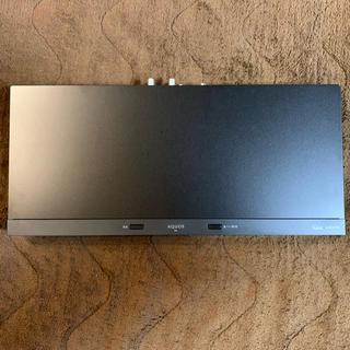 SHARP - SHARP BD-NW520 Blu-rayディスクレコーダー