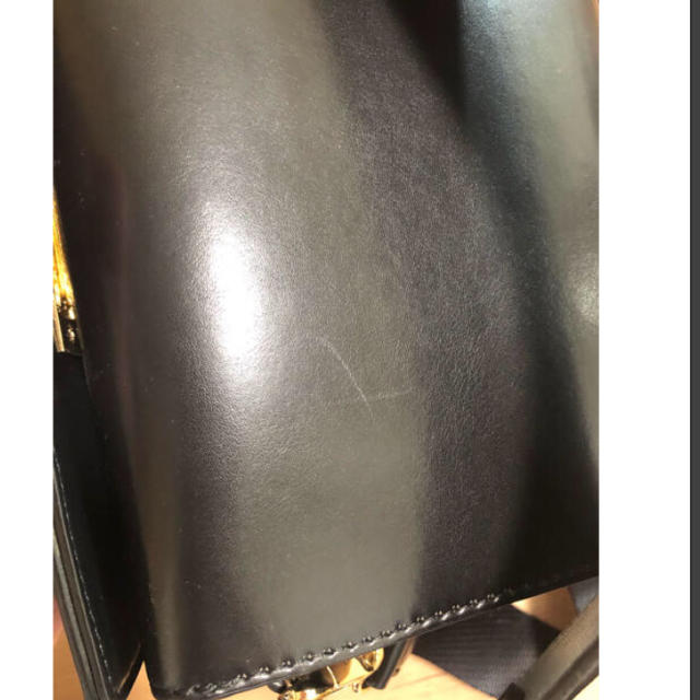 JEANASIS(ジーナシス)のジーナシス スクエアミニショルダー バッグ レディースのバッグ(ショルダーバッグ)の商品写真