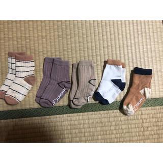 韓国子供服 靴下セット