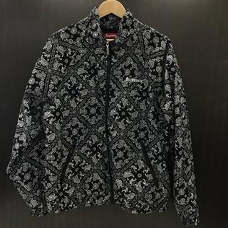 Supreme - supreme bandana track jacket