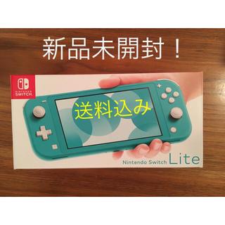 未開封!Nintendo Switch Lite 任天堂 スイッチライト