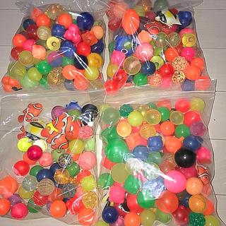 スーパーボール大量350個とおまけ(ボール)